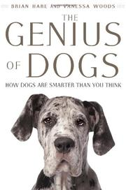 Book Cover for THE GENIUS OF DOGS