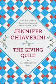 Book Cover for THE GIVING QUILT