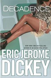DECADENCE by Eric Jerome Dickey