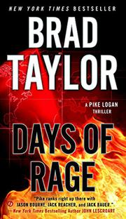 DAYS OF RAGE by Brad Taylor