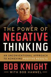Book Cover for THE POWER OF NEGATIVE THINKING
