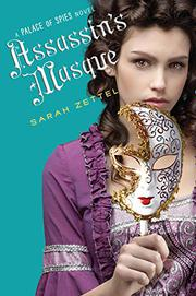 THE ASSASSIN'S MASQUE by Sarah Zettel
