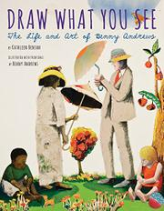 DRAW WHAT YOU SEE by Kathleen Benson