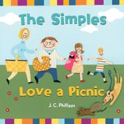 THE SIMPLES LOVE A PICNIC by J.C. Phillipps