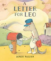 A LETTER FOR LEO by Sergio Ruzzier