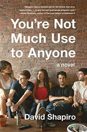 YOU'RE NOT MUCH USE TO ANYONE by David Shapiro