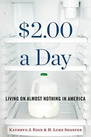$2.00 A DAY by Kathryn J. Edin
