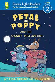 PETAL AND POPPY AND THE SPOOKY HALLOWEEN! by Lisa Clough
