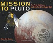 MISSION TO PLUTO by Mary Kay Carson