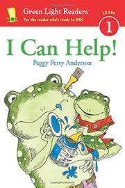I CAN HELP! by Peggy Perry Anderson