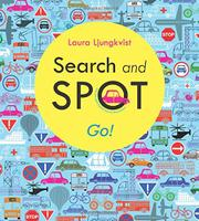 SEARCH AND SPOT by Laura Ljungkvist