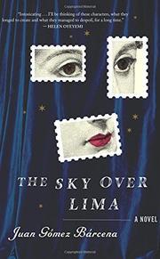 THE SKY OVER LIMA by Juan Gómez Bárcena