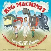 BIG MACHINES by Sherri Duskey Rinker