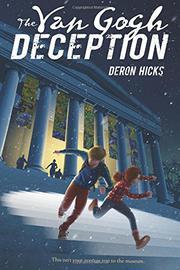 THE VAN GOGH DECEPTION by Deron R. Hicks