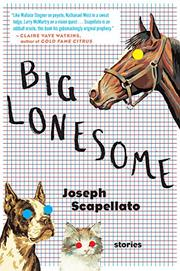 BIG LONESOME by Joseph Scapellato