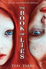 THE BOOK OF LIES by Teri Terry