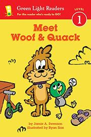 MEET WOOF AND QUACK by Jamie A. Swenson