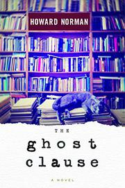 THE GHOST CLAUSE by Howard Norman