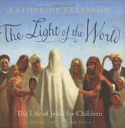 Cover art for THE LIGHT OF THE WORLD