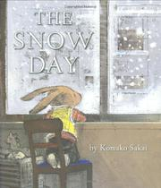 Book Cover for THE SNOW DAY