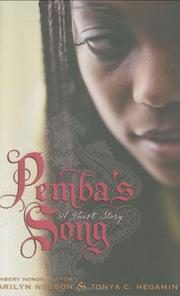 PEMBA'S SONG by Marilyn Nelson