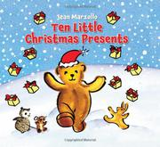 TEN LITTLE CHRISTMAS PRESENTS by Jean Marzollo