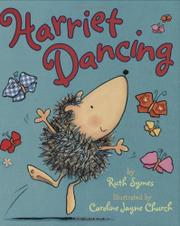 HARRIET DANCING by Ruth Symes
