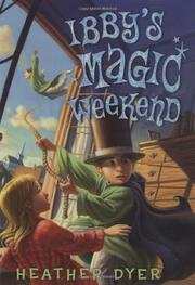 Cover art for IBBY'S MAGIC WEEKEND
