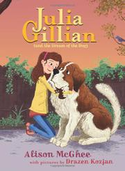 Cover art for JULIA GILLIAN (AND THE DREAM OF THE DOG)