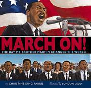 Cover art for MARCH ON!