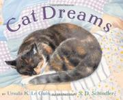 CAT DREAMS by Ursula K. Le Guin