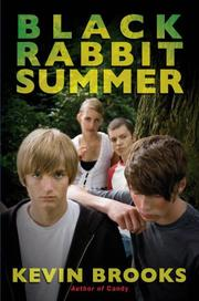 Cover art for BLACK RABBIT SUMMER
