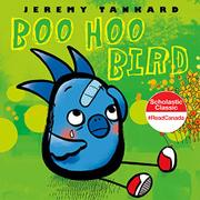 Book Cover for BOO HOO BIRD