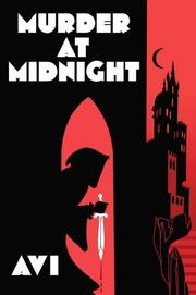 MURDER AT MIDNIGHT by Avi