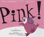 PINK! by Lynne Rickards
