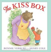 THE KISS BOX by Bonnie Verburg