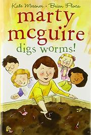 Book Cover for MARTY MCGUIRE DIGS WORMS!