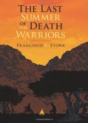Cover art for THE LAST SUMMER OF THE DEATH WARRIORS