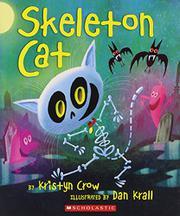 SKELETON CAT by Kristyn Crow