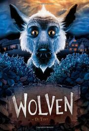 Cover art for WOLVEN
