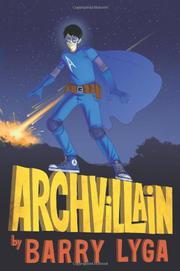 ARCHVILLAIN by Barry Lyga