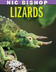 NIC BISHOP LIZARDS by Nic Bishop