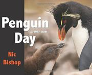 PENGUIN DAY by Nic Bishop