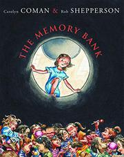 Cover art for THE MEMORY BANK
