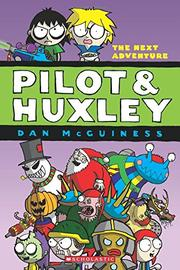 PILOT & HUXLEY by Dan McGuiness