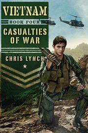 Cover art for CASUALTIES OF WAR