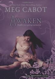 AWAKEN by Meg Cabot