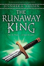 Cover art for THE RUNAWAY KING