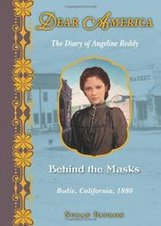 BEHIND THE MASKS by Susan Patron