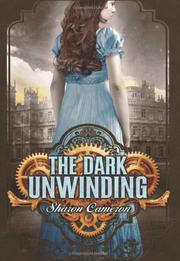 Cover art for THE DARK UNWINDING